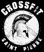 CrossFit Saint-Pierre Logo
